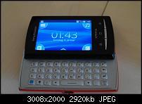 Sony Ercisson X10 Mini Pro U20i Red-sam_0309.jpg