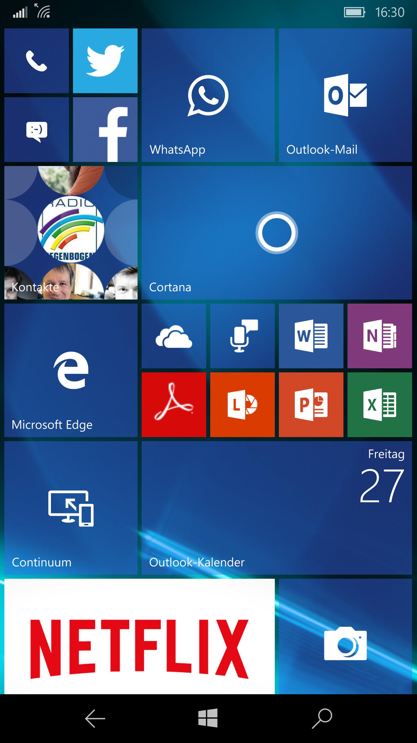 Microsoft Lumia 950 / 950 XL, Erster Eindruck/euer ...