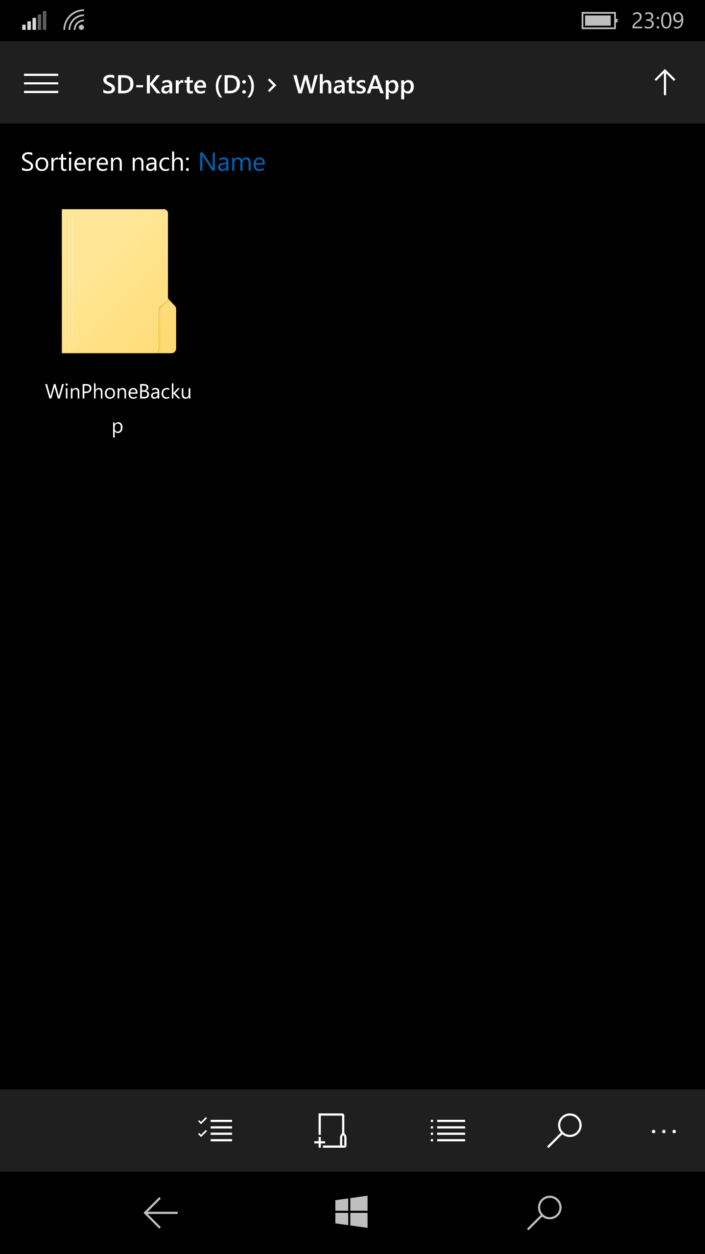 Whatsapp Auf Sd Karte.Whatsapp Backup Sd Karte Vorhanden Wie Funktioniert Es Genau