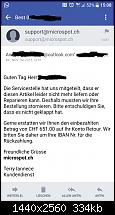 Rechnet mit dem schlimmsten / Reparatur Lumia 950 XL nicht mehr möglich!-screenshot_20161130-150812.png