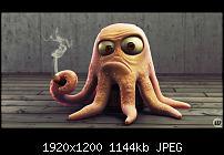 Motorola Milestone Wallpaper / Hintergrundbilder-bobby__the_little_octopus_by_weilynn.jpg