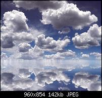Motorola Milestone Wallpaper / Hintergrundbilder-clouds-over-water.jpg