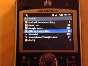 Android auf Windows Mobile