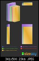 Mehr Details zum HTC Diamond und HTC Raphael und neue Theorie zum 6. Mai-sizeasydiamondraphael.jpg