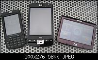 HP iPAQ 614c, 214 und 314 am User Group Treffen-ug_treff.jpg