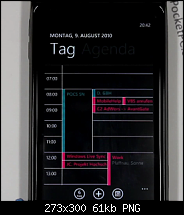 WP7 live @ pocketpc.ch: Kalender-windowsphone7-kalender.png