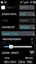 WP7 live @ pocketpc.ch: Kalender-sshot000.png