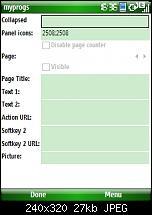 Windows Mobile 6.1 - Sliding Panel einfach konfigurieren-screen04.jpg
