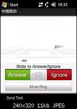 Slide to Answer / Ignore für HTC Touch Diamond / Pro-phonecanvas.jpg