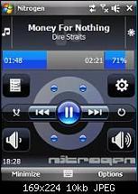 Freeware Nitrogen 0.2.1 - Neuer mp3 Player für Windows Mobile-mp3player.jpg