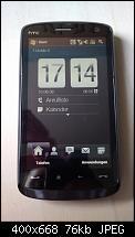 Brando UltraClear Displayschutzfolie für HTC Touch Diamond 2-image_002.jpg
