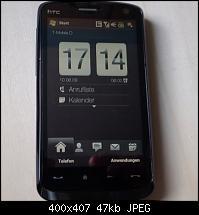 Brando UltraClear Displayschutzfolie für HTC Touch Diamond 2-image_003.jpg