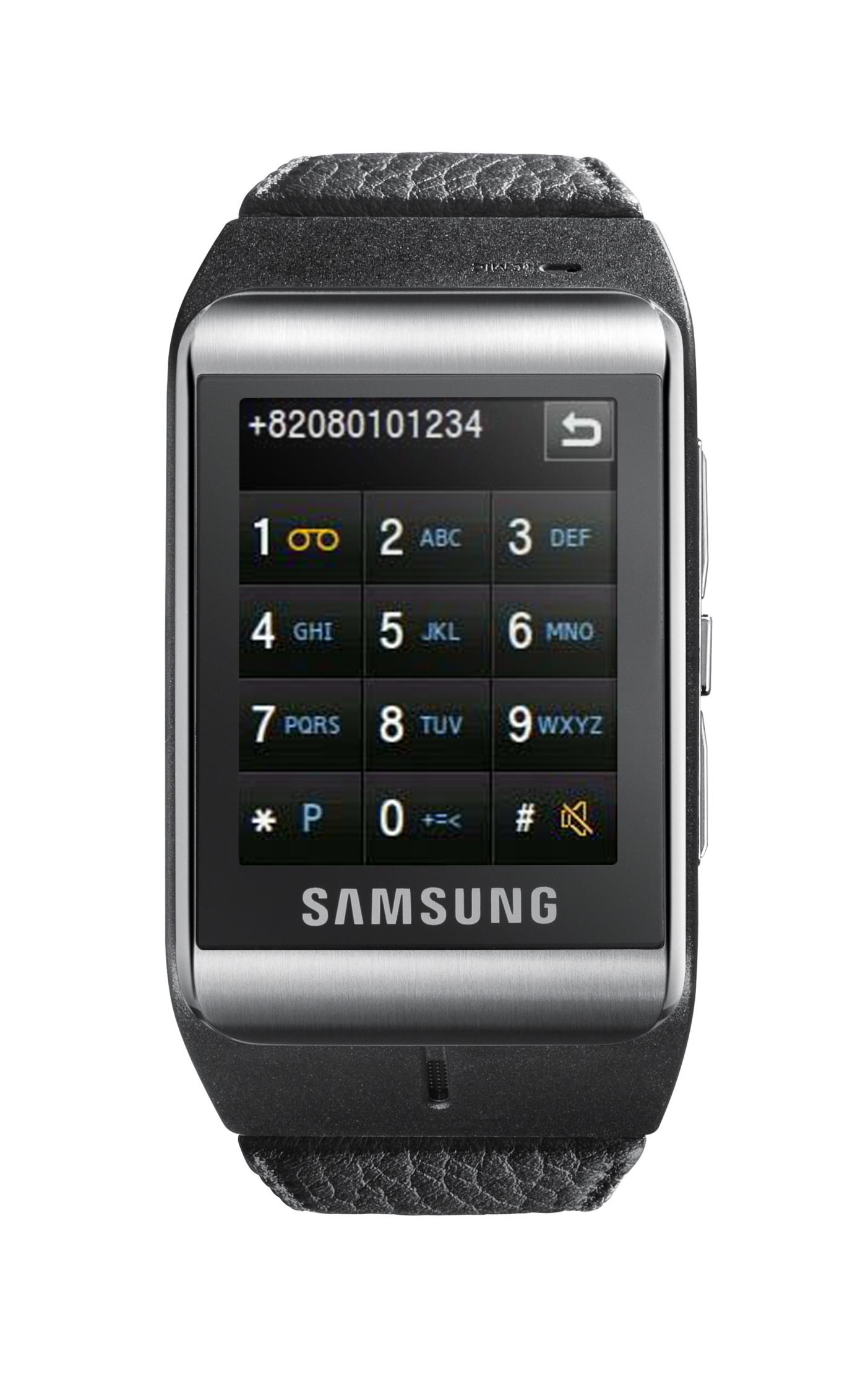 samsung s9110 handy und armbanduhr in einem. Black Bedroom Furniture Sets. Home Design Ideas