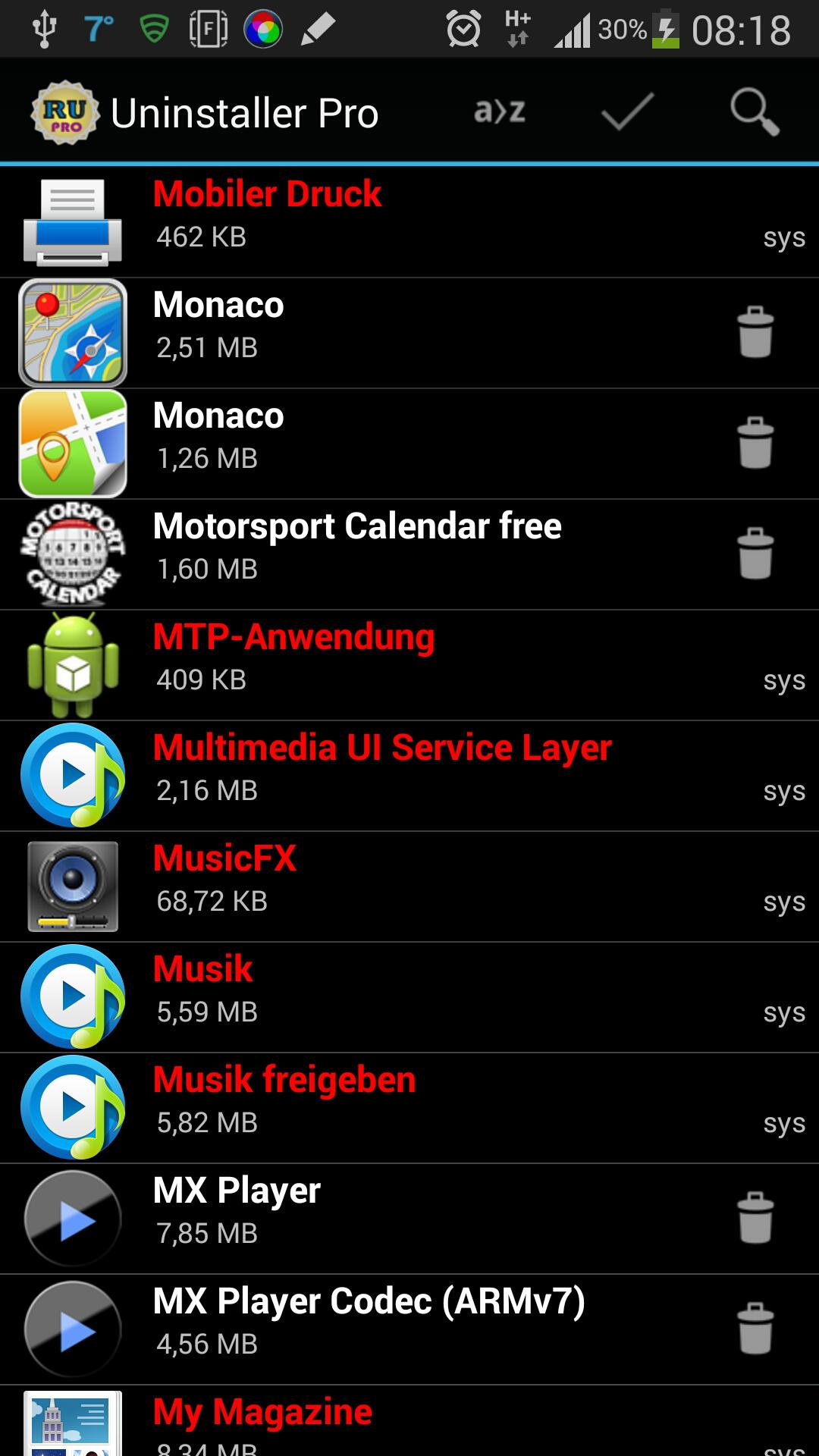 samsung app aktualisieren