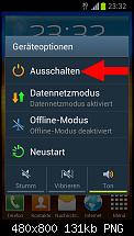 [Anleitung] Flashen der JB Firmware 4.1.2 + Root und entfernen des gelben Dreiecks-power-taste-2.png