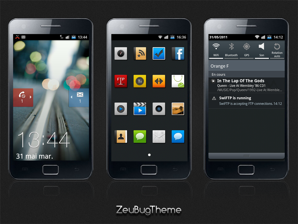Download Themes For Samsung Galaxy S Advance