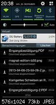 Downloadbenachrichtigung von Google Play nach Update auf Android 4.3.-1388433124400.jpg