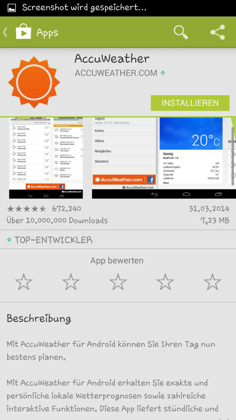 how to delete accuweather from samsung galaxy s5