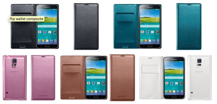 Samsung Galaxy S5 - S-View/Flip Covers, Cases und Schutzhüllen-samsung.galaxy-s5-flip-wallet-cover-3.jpg