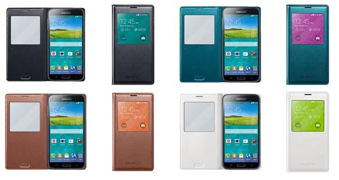 Samsung Galaxy S5 - S-View/Flip Covers, Cases und Schutzhüllen-samsung-galaxy-s5-sview-cover.jpg