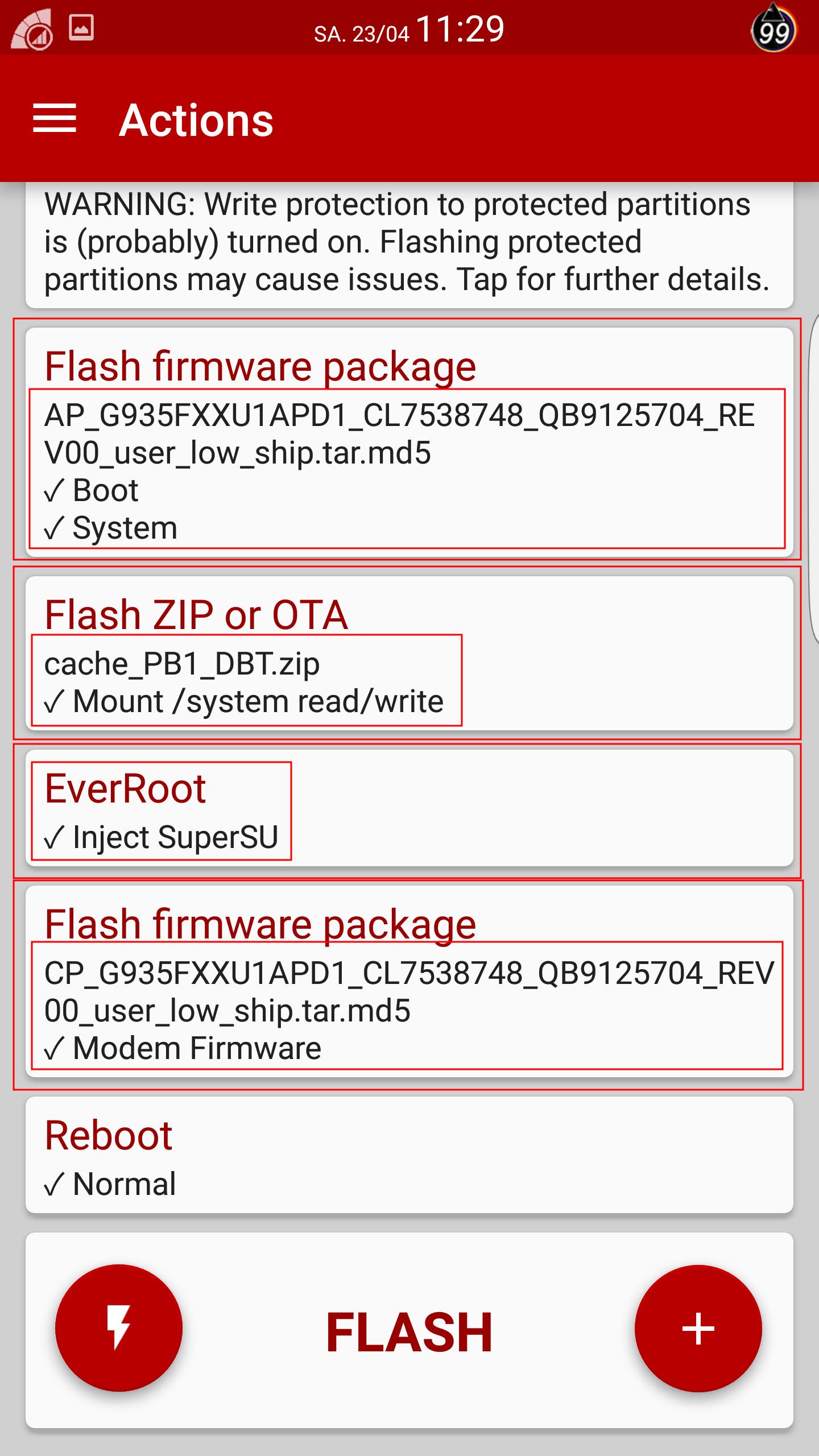 [Anleitung] Firmware Update ohne Datenverlust mit Root - Galaxy S7/ Edge [FlashFire]-screenshot_20160423-112906.png