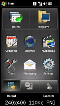 Spb Mobile Shell als Panel beim Xperia X1-31.png