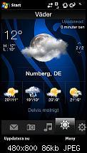 HTC TouchFLO 2D / Manila auf dem Xperia X1-screen16yl9.jpg