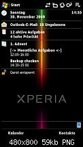 Sony Ericsson Xperia X1 - Das wichtigste zu diesem Gerät-screen15.png