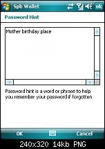 Spb Wallet 1.5 von Spb Softwarehouse-05-password-hint.png