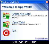 Spb Wallet 1.5 von Spb Softwarehouse-01-welcome.png