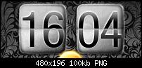 FlipClock Uhren Mods hier eintragen...-dena-transparent-sense-clock.png