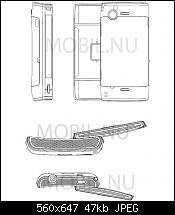 Sony Ericsson X2 Zeichnungen durchgesickert-5.jpg