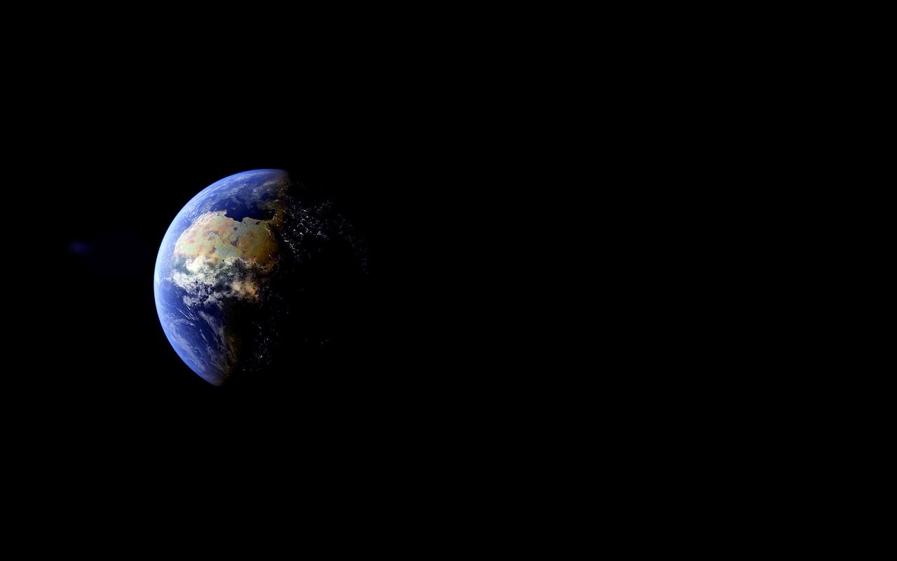 Black Cat Earth