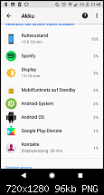Sony Xperia XZ1 Series – Alles zum Akku-screenshot_20180207-214828.png