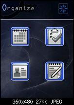 Flip Slide - Slide Interface für Pocket PCs-flipslide-organize.jpg