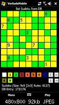 Entwerfe mein erstes WM6 Spiel: Sudoku-ari_ger_ung_screen.jpg