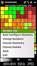 Entwerfe mein erstes WM6 Spiel: Sudoku-screen02.jpg