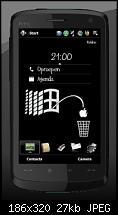 Zeigt her eure Touch HD-Desktops!!-kick-apple.jpg
