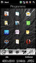 Zeigt her eure Touch HD-Desktops!!-dirtypapertheme_program.jpg