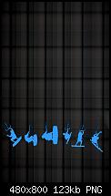 HTC Touch HD Wallpapers-kiter_blau_karo2.png