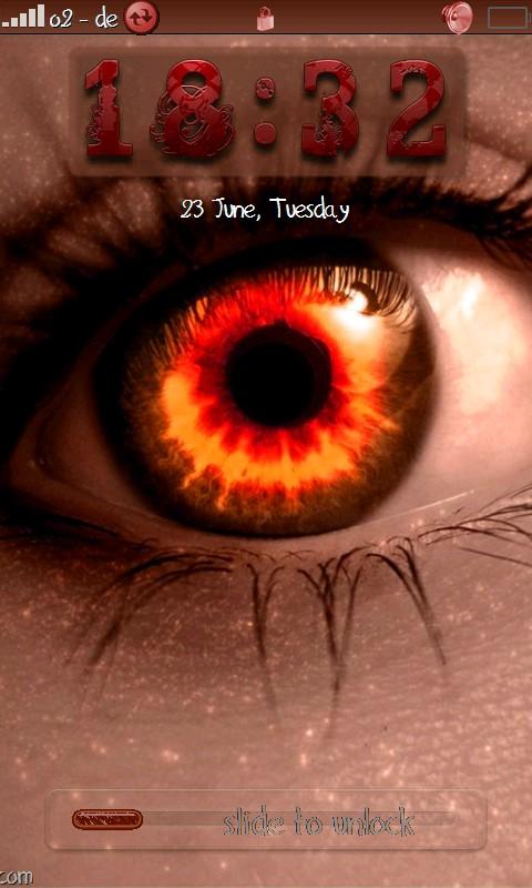 Красивые глаза (24 фото) .