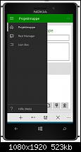 [Appvorstellung] Project REST - Rest Calls einfach verwalten und ausführen-device-shot131655876043195534.png