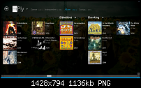 MPly - Music Player-albumview-light.png