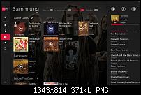 MPly - Music Player-albumview-artist-miniinfo.png