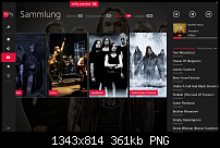 MPly - Music Player-albumview-artist-semanticzoom.png