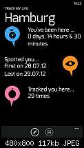 [Appvorstellung] Track my Life - Finde heraus wo Du Dein Leben verbringst-3-rosa.jpg
