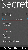 [ Appvorstellung ] Secretary Kalender-today.png