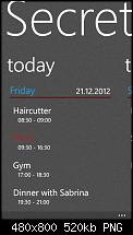 [ Appvorstellung ] Secretary Kalender-today.png