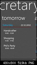 [ Appvorstellung ] Secretary Kalender-tomorrow.png