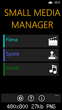 [Appvorstellung] Small Media Manager-1.png